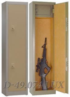 Сейф Gunsafe D-49.074 Lux