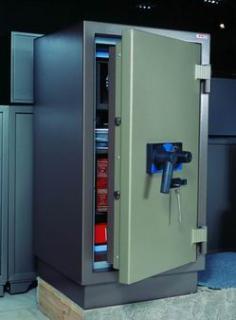 Перевозка склада сейфов FORMAT PS PRO 3Т. EL массой 300 кг